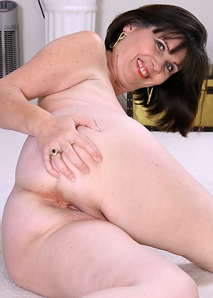 At 43 years old Jade still loves to share her moist pussy here