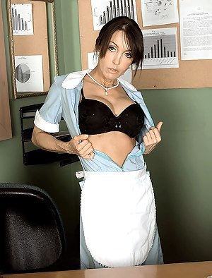 Maid for fucking