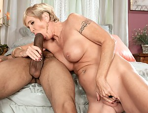 Its Big, Its Black, Its In Her Pussy!