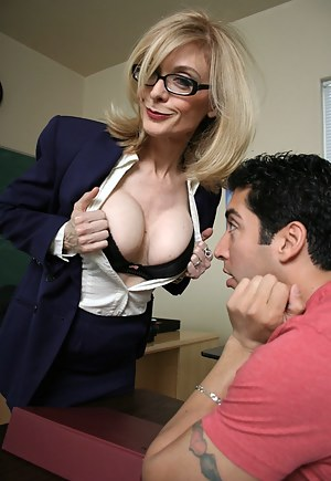 Kids these days, they don't care about knowledge. She got this dude's attention only when she let him lick her nipples and that's sad.