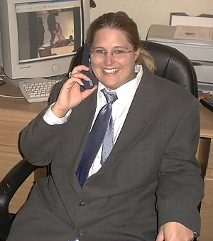 010 Suit and Tied and Cream Pied Something different from 2003, March.  Hubby dressed me up like a man to mount me like