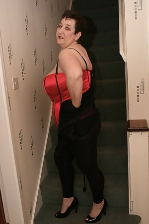 hot on the stairs