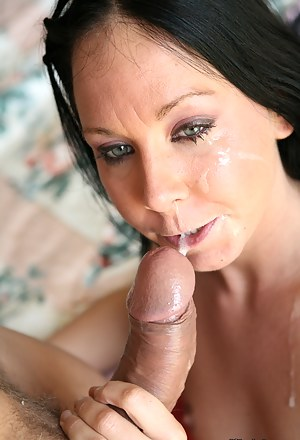 Close up pussy licking session and hardcore anal fuck featuring a smoking hot pornstar with an oiled big ass Julie and her sexy lover.
